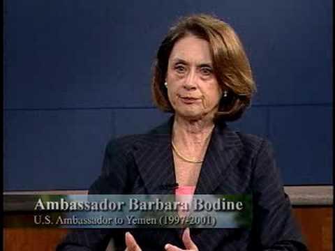 Conversations With History:Barbara Bodine