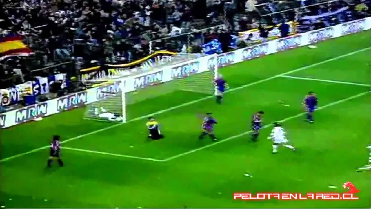 Real Madrid Vs Barcelona Zamorano