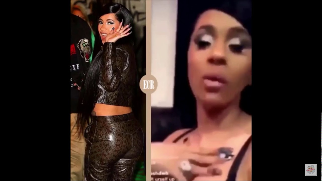Cardi Bs Perfect Response For The Troll Who Mocked Her