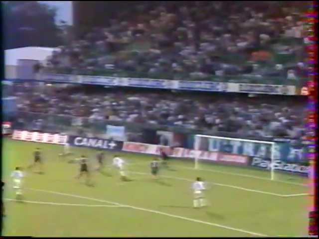 Auxerre-PSG (saison 1997-1998)