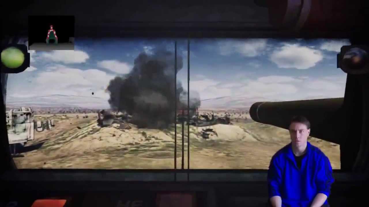 Steel Battalion Heavy Armor Full Tutorial Kinect Gameplay Youtube