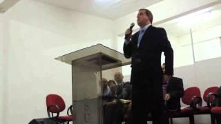 Pregação Sandro Fontoura - O que importa são as almas