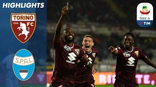 Torino 1-0 SPAL | Nkoulou Grabs Only Goal! | Serie