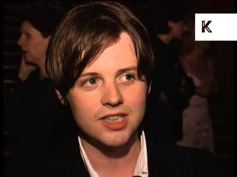1997 Interview Declan Donnelly, Summer Holiday Premiere, 1990s Archive Footage