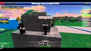 ROBLOX Win 2 Against RCF
