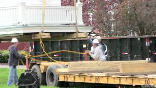 Removal Of The Cupola - Hhs Building