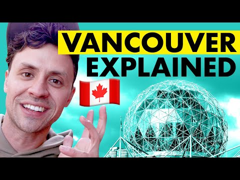 All About VANCOUVER, My Home