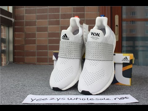 a2e15f1fc ADIDAS CONSORTIUMX WOOD WOOD ULTRA BOOST WHITE AF5779 FROM YEEZYSWHOLESALE  NET
