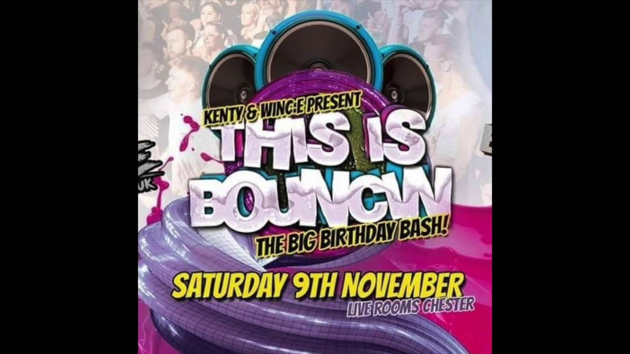 Download DJ Joe Taylor - Bouncin Volume 35 (October 2019)