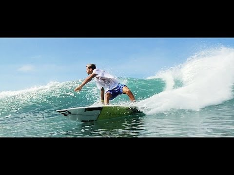 The Vast Waters | Fresh Surfing in Costa Rica