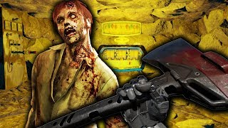 THE HARDEST ZOMBIE MAP PT. 2! (Call of Duty Black Ops 3 Zombies)