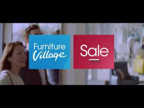 Furniture Village Spring Sale Advert 2019