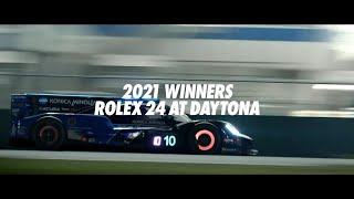 "2021 Acura TLX Less Talk. More Drive. – ""Humblebrag – Daytona"""