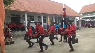 Yel Yel Pramuka MTsN Rejosari Regu PA 2016