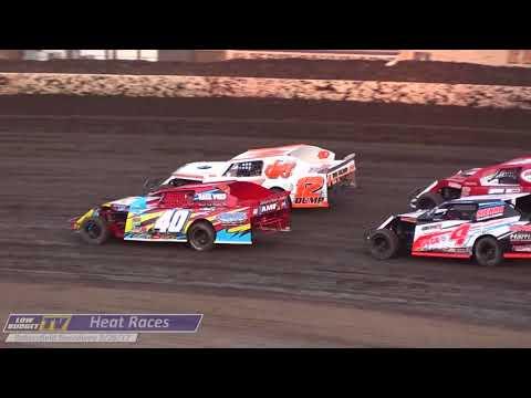 Heat Races: Bakersfield Speedway 8/26/17