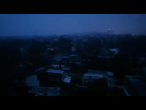 euronews (in Italiano): Argentina al buio. Un black-out colpisce una parte del Cono sud