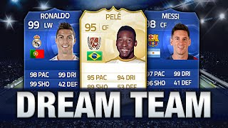 FIFA 15 - THE ULTIMATE DREAM TEAM