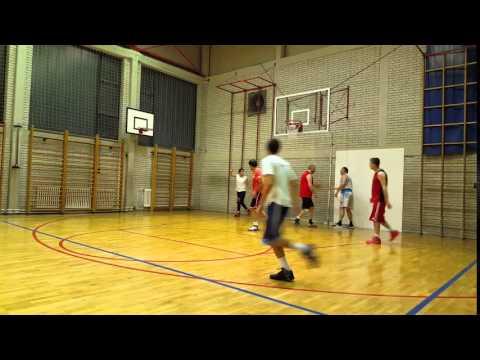 Basketball assist