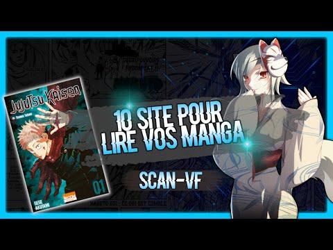 10 Site SCAN pour lire des manga en [VF]