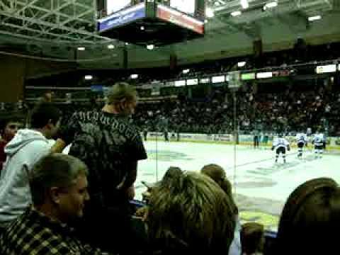 Mississippi Riverkings Score January 22, 2011