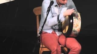 Colm Phelan Bodhran Solo Video Craiceann 2013