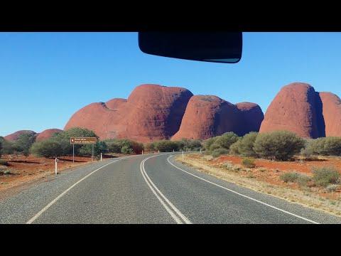 Las Olgas (Kata Tjuta)Territorio del Norte Australia