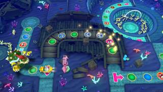 Mario Party 10 - Part 2 ~ Bowser Party - Whimsical Waters