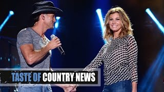Tim McGraw, Faith Hill's Duet From 'The Shack' Is 'Keep Your Eyes On Me'