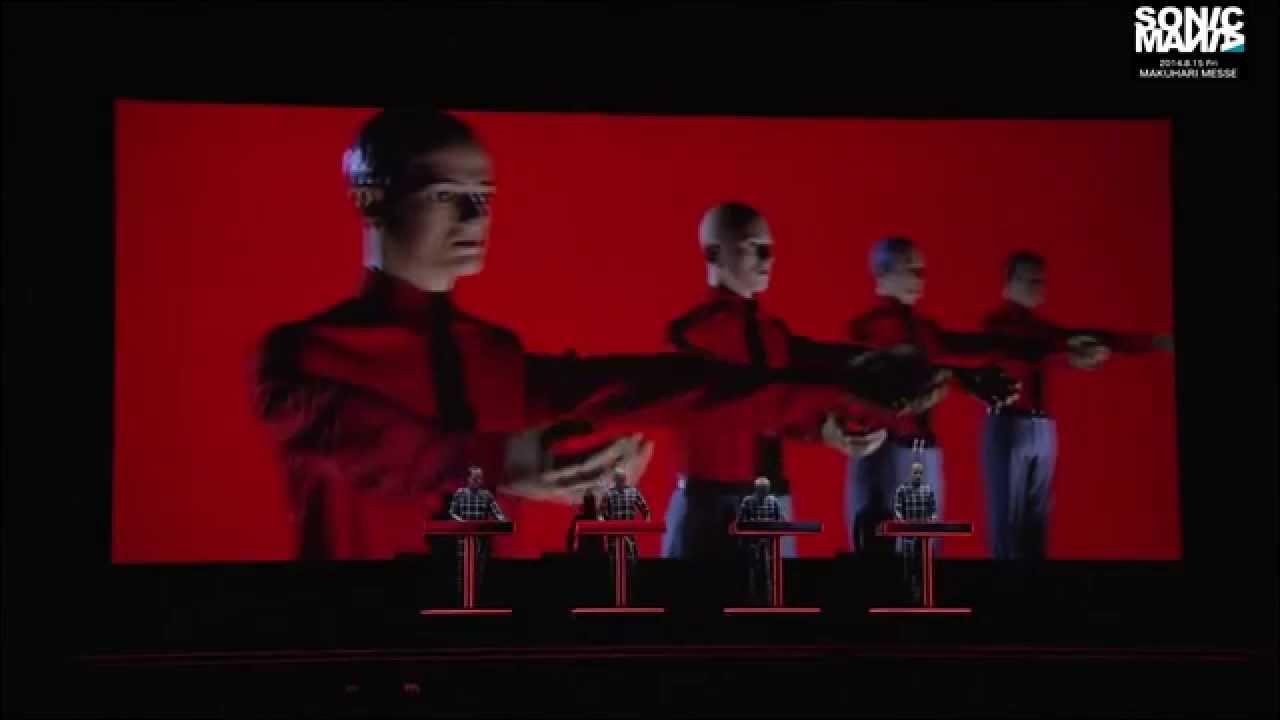 Kraftwerk 3D - The Robots (Live) HD - YouTubeKraftwerk 3d