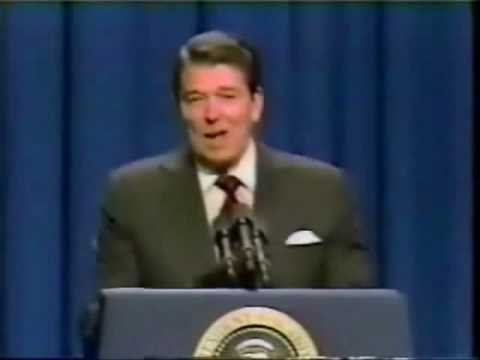 Reagan, The Strong Delusion, and You