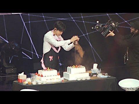 윤호, 181226 TVXQ! Special Day 15주년 기념 케이크 유노윤호, Yunho, ユンホ