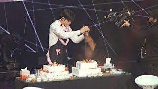 윤호, 181226 TVXQ! Special Day 15주년 기념 케이크 (유노윤호, Yunho, ユンホ)