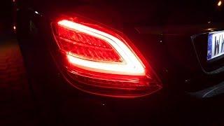 2019 Mercedes C-Class W205 AMBIENT LIGHT INTERIOR LED LIGHTS REVIEW PRESENTATION C200 C300 C400
