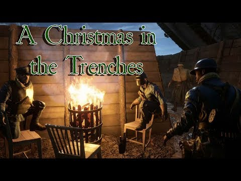 Battlefield 1 - A Christmas In The Trenches - Cinematic Short Film