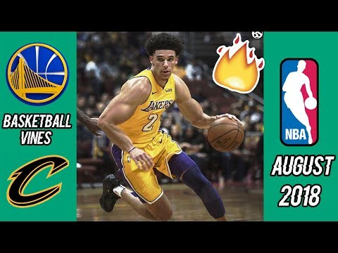 NEW  The BEST Basketball Vines of August...