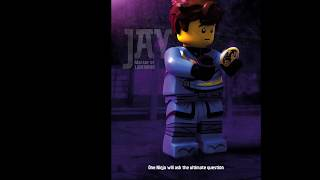Ninjago March of the Oni: Jay's Poster (RE-UPLOADED)