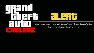 GTA 5 BANNED! HOW I GOT BANNED IN GTA 5! (GTA 5 ONLINE)