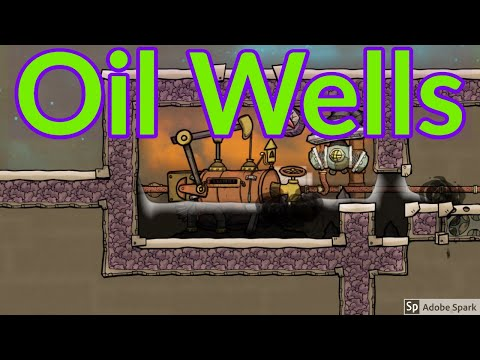 Oil Well : Tutorial nuggets : Oxygen not included