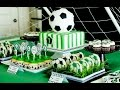 DIY SOCCER PARTY IDEAS / 50 Ideas para fiesta de fútbol