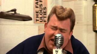 JohnCandy com   Videos   Wink Wilkinson John Candy chats to Seymour Krelb Rick Moranis about his weird