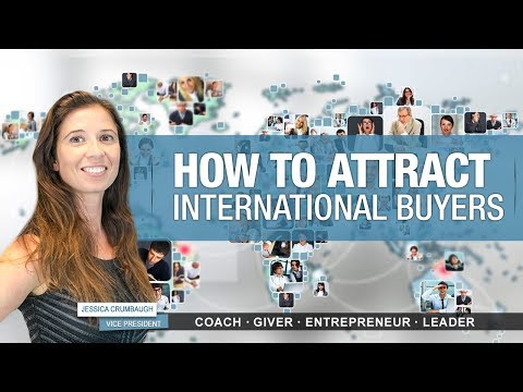 How to attract international buyers for REALTORS®