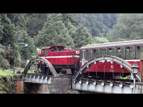 Touring Taiwan by Train 15sec