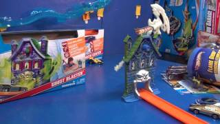 Hot Wheels Ghost Blaster Track Set Product Review