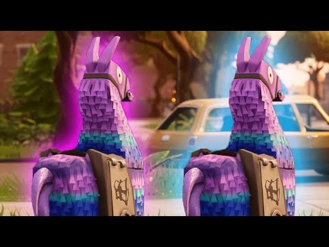 5 Secret Lama Spawn Locations (FORTNITE Battle Royale)