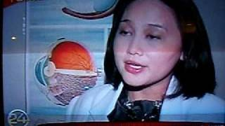 corneal transplant surgery for GMA Kapuso patient, part 1