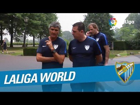"""Alkorta: """"El Málaga es un equipo que este año hará cosas muy buenas con Juande Ramos"""""""
