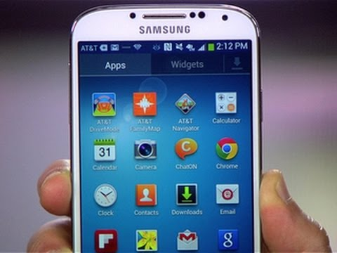 CNET How To - Get rid of bloatware on the Samsung Galaxy S4