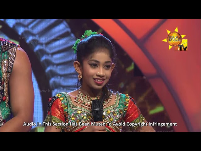 Hiru Super Dancer Season 2 | EPISODE 70 | 2019-11-16