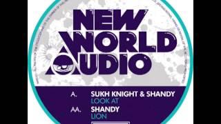 SUKH KNIGHT AND SHANDY - LOOK AT (NWA001)
