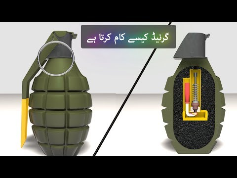 How a Grenade Works